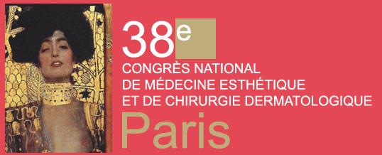 Congrès de Médecine Esthétique Paris 2017
